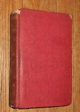 1851 Antique Children's Book History of Sandford and Merton Hand-Colored Plates