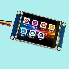 """2.4"""" TFT USART HMI Intelligent Smart Touch Panel LCD Module Display"""