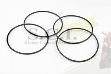 HONDA XR200 XR250 XL250 XL350 XR350 CARBURETOR CARB FLOAT BOWL GASKETS SET OF 4