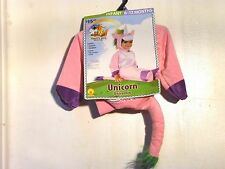 Childs Unicorn (12-18 months) Halloween Costume Decoration Dress Up