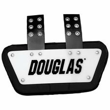 "New Douglas Football Mens Adjustable SP Series 6"" Spine Kidney BACK PLATE ASBP6"