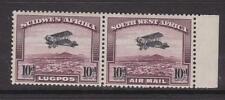 S.W.A. - SG 87 - l/m - 1931 - 10d Biplane pair