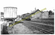 Easingwold Railway Station Photo. Alne Line. Easingwold Railway. (1)