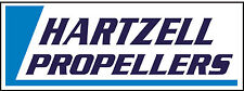A133 Hartzell Propellers Airplane banner hangar garage decor Aircraft signs