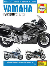 Haynes Manual 5607 - Yamaha FJR1300 (01 - 13) Workshop/Service/Repair