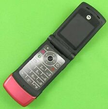 Motorola W490 T-Mobile Cell Phone GSM Used (Pink/Green)