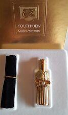 Swarovski, Estee Lauder Youth-Dew Golden Anniversary, L.E Perfume Creme Compact.