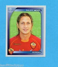 PANINI-CHAMPIONS 2008/2009-Fig.453- MEXES - ROMA -NEW BLACK