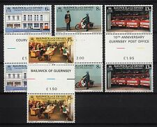 102684/Guernsey 1979-mi 195/8 - Post Office-entre los pares de alma - **
