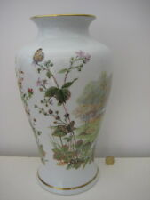 VINTAGE FRANKLIN MINT AUTUMN GLEN VASE 1982 LIMITED EDITION PETER BARRETT