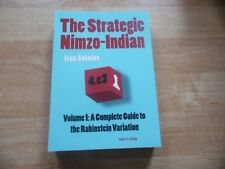 The Strategic Nimzo-Indian Compl. Guide to the 4.e3 Variation GM Sokolov 2012