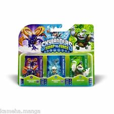 Skylanders Swap Force Triple Pack Zoo Lou + Spyro + Chill PC WII PS3 XBOX