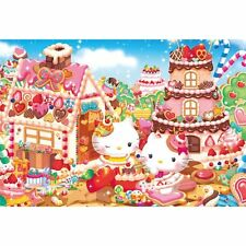 Beverly Jigsaw Puzzle 31-402 Sanrio Hello Kitty Sweets Dream (1000 Pieces)