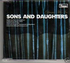 (52M) Sons And Daughters, Dance Me In - DJ CD