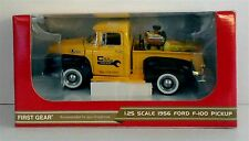"""AWESMOME 1956 FORD F-100 PICKUP 1:24 SCALE DIECAST FIRST GEAR """"NEW"""""""