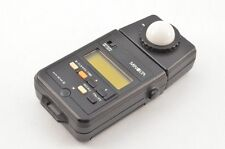 *Rare* MINOLTA FLASH METER III  for 4LR44 Vattery 4970 0110