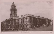STOCKPORT ( Lancashire) : Town Hall RP-GRENVILLE series