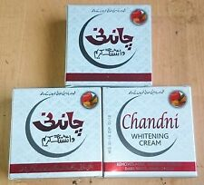 3X Chandni Whitening Cream 100% Original Pakistan Brand FREE TRACKED DELIVERY