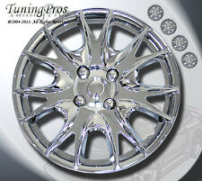 "Style 533 15 Inches Chrome Hub Caps Hubcap Wheel Rim Skin Covers 15"" Inch 4pcs"