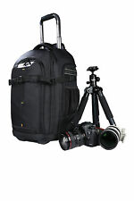 KANI TC-020 AIRPORT take off CAMERA BAG SHOOTOUT ROLLING BACKPACK