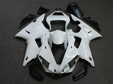 Unpainted ABS Injection Plastic Bodywork Fairing Kit for Yamaha YZF R1 2000 2001