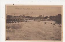 Husain Sagar Flood Secunderabad India Vintage Postcard 674a