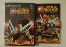 Playstation 2 PS2 Lego Star Wars The Video Game Complete