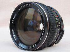 28mm F2.8 M42 LENS CAN FIT PENTAX, CANON EOS, EF, DIGITAL - EXCELLENT ITEM!