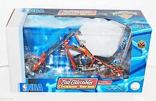 NEW YORK KNICKS BASKETBALL DIECAST MOTORCYCLE ERTL NBA 1:10 SCALE OCC CHOPPER