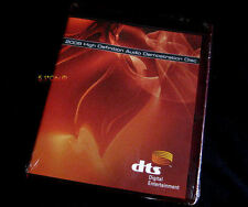 New! DTS HD-MA 5.1, 7.1 Demo #12 HD-DVD Genuine Disc CES 2008 *HDDVD* Very Rare