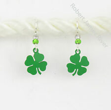 "Sienna Sky  ""4-Leaf Clover""  Earrings"