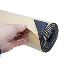 2Roll 10mm Car Sound Proofing Deadening Insulation Closed Cell Foam Noise