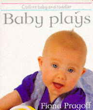 Baby Plays (Collins Baby And Toddler),GOOD Book