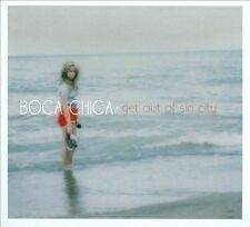 Get out of Sin City [Digipak] by Boca Chica (CD, Oct-2011, CD Baby)