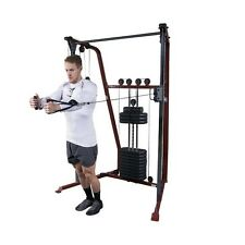 Body Solid Best Fitness FUNCTIONAL TRAINER Total Home Gym Fitness Machine BFFT10