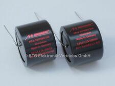 New Version - 1 Pair 0,47uF-1000V Mundorf MCap Supreme EVO ALU film capacitor