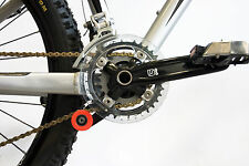 ACOR Catena Guide Tenditore dispositivo MTB BICI DOWNHILL DOPPIO PARACATENA 22/32t ISCG