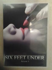 30523/SIX FEET UNDER  SAISON 1 COFFRET 5 DVD NEUF SANS BLISTER