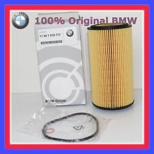 1X originale BMW Set Cartuccia Filtro olio filtro olio 11427510717 Benzina