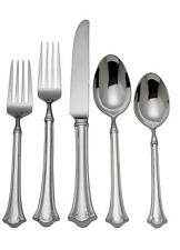 Reed & Barton Manor House 60 Pc Flatware Set, Service For 12