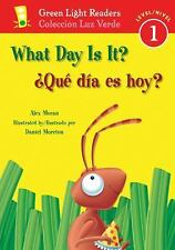 Alex Moran - What Day Is It/Que Dia Es Hoy (2010) - Used - Trade Paper (Pap