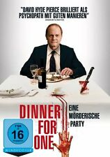 "OVP David Hyde Pierce, Clayne Crawford ""DINNER FOR ONE - EINE MÖRDERISCHE PARTY"""