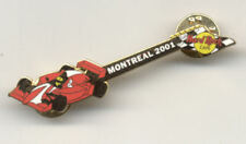 Hard Rock Cafe Montreal F1 Grand Prix Racing Car Guitar 2001 Pin