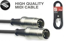Stagg SMD2 Professional High quality  Midi cable