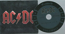 "AC / DC    ""Black Ice""     CD and 2010 Programme"