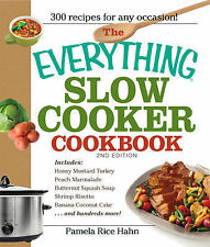 The  Everything  Slow Cooker Cookbook: Easy-to-Make Meals That Almost Cook...