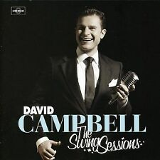 DAVID CAMPBELL The Swing Sessions (Vol 1) CD BRAND NEW