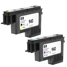PRINT HEAD 2-Pack HP940 PRINTHEAD C4900A & C4901A For HP OfficeJet Pro 8000 8500