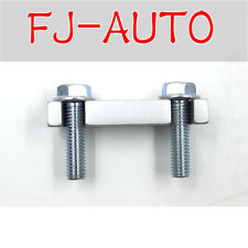 Silver Duramax Fuel Filter Head Housing Spacer and 2pcs Bolts 2001-2016