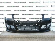 VW PASSAT R LINE 2006-2010 FRONT BUMPER IN BLACK GENUINE [V333]